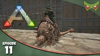 Ark Survival Evolved - S2 Ep. 11 - Talky Resources - Let's Play On Pooping Evolved