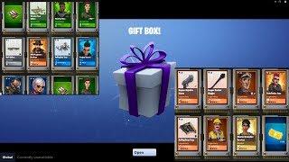 Free Smorgasbord Llama And Mission Reward Compensation | Fortnite Save The World!