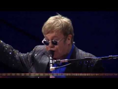 Elton John - Tiny Dancer Bud Walton Arena 4 June 2013