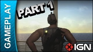 Splinter Cell: Double Agent - Mission 7: Cozumel Part 1 - Gameplay