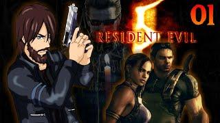 Directo | Resident Evil 5 #01 | Comenzamos Nueva Serie!