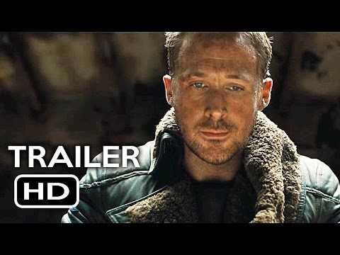 Thumbnail: Blade Runner 2049 Official Trailer #1 (2017) Ryan Gosling, Harrison Ford Sci-Fi Movie HD
