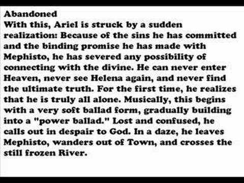 Interlude I (Dei Gratia), Abandoned and This Pain