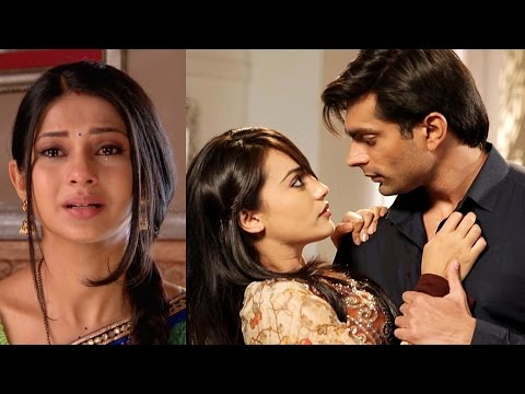 Qubool Hai onscreen Asad and Zoya ROMANCE TROUBLES Jennifer...!!