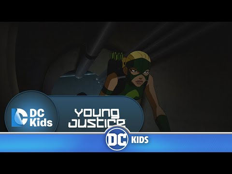 Vent   Young Justice   Season 1