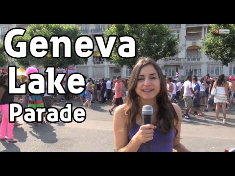 Geneva Lake Parade | Geneva Holidays