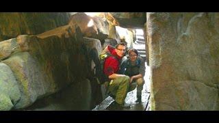 Jaskinia ŁABAJOWA (bardzo jadowite pająki w Polsce)