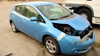 видео Вартість Nissan Ліф. Ціни на електромобіль LEAF доволі привабливі