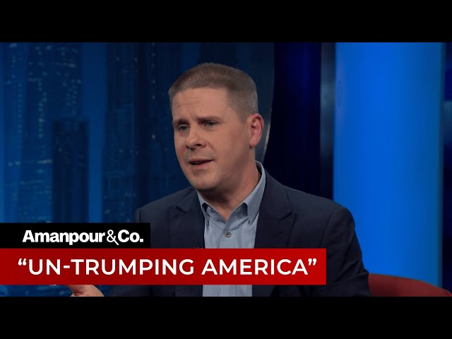 How One Strategist Thinks Democrats Can Win in November| Amanpour and Company