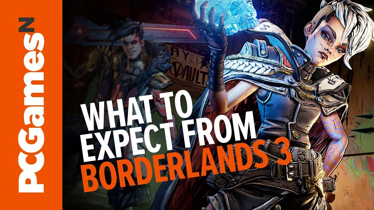 You can unlock Borderlands 3 items today, three months