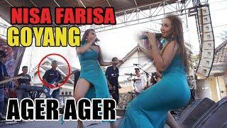 NISA FARISA GOYANG AGER-AGER KEMARIN LIVE BAYATREJO