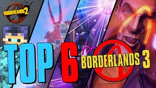 TOP 6 THINGS BORDERLANDS 3 MUST HAVE
