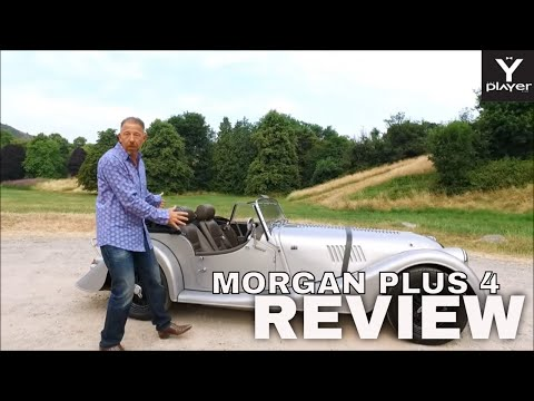 Morgan Plus4 Review with Morgan Motor Company