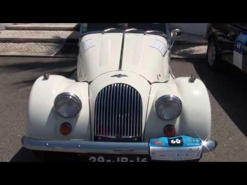 Morgan Roadster - Classic Sport Car - HD