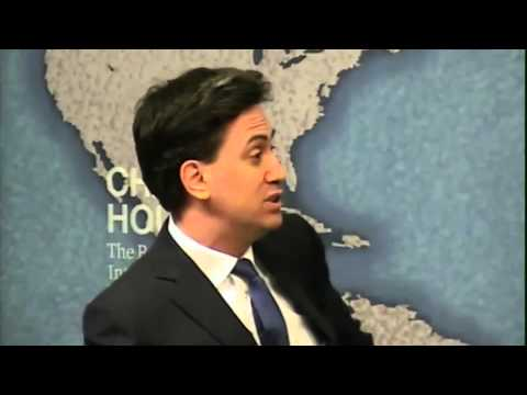 Britain's Place in the World: A Labour Perspective