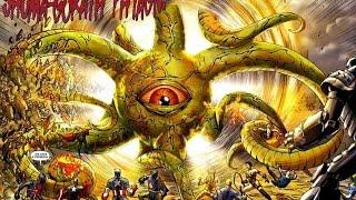 Todo Sobre Shuma Gorath MARVEL (616) (Otra Dimension)