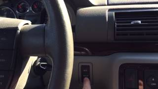 2007 Ford Freestar Limited Quick Tour / Overview