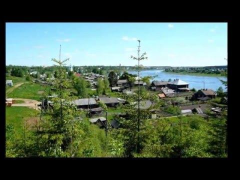 Рабылка на реке Вологда