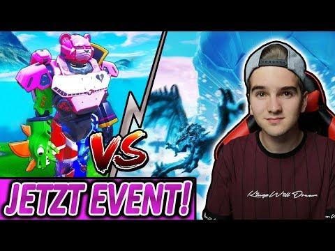 DER FINALE SHOWDOWN IN WENIGEN STUNDEN! ⚡🔥 |  ROBOTER VS MONSTER EVENT 👾 | Fortnite Battle Royale