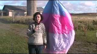 How to make a hot air balloon that really flies