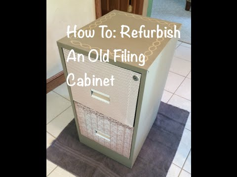 how to refinish your cabinets