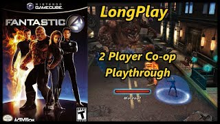 Fantastic Four - Longplay (2 Player Co-op) Full Game Walkthrough (No Commentary)