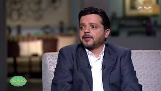 صاحبة السعادة | بعد فصله من كلية الحقوق هنيدي يكشف دور خالد الصاوي ويوسف شاهين في بدايته الفنية