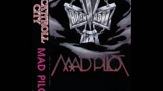 "MetalRus.ru (Hard Rock / Heavy Metal). ROCK 'N' ROLL CITY - ""Mad Pilot"" (1995 [Full Album]"