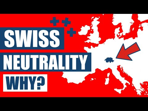 Why is Switzerland Always Neutral?