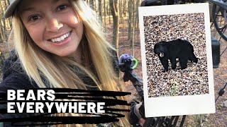 Hunting NJ: BEARS EVERYWHERE!