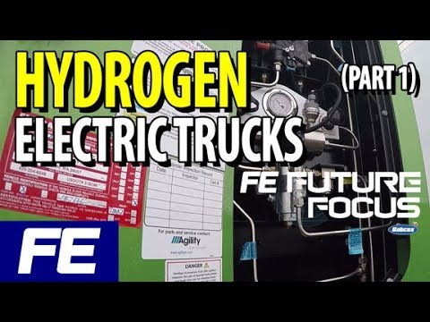 Hydrogen Electric Trucks: What they are and how they work