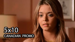 "Pretty Little Liars 5x10 CANADIAN Promo - ""A Dark Ali"" - Season 5 Episode 10"