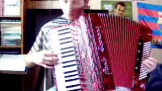 Princess Accordion par Rémi Marty à l'accordéon