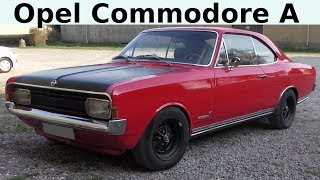 Opel Commodore A (1967-1972) ADAM OPEL AG - Classic Car - Oldtimer