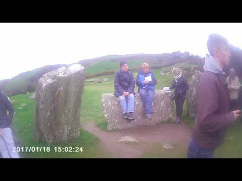 Drombeg Stone Circle in West Cork