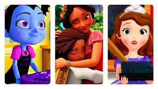 Принцессы Disney (и не только они) идут в школу 👑 Мультфильмы