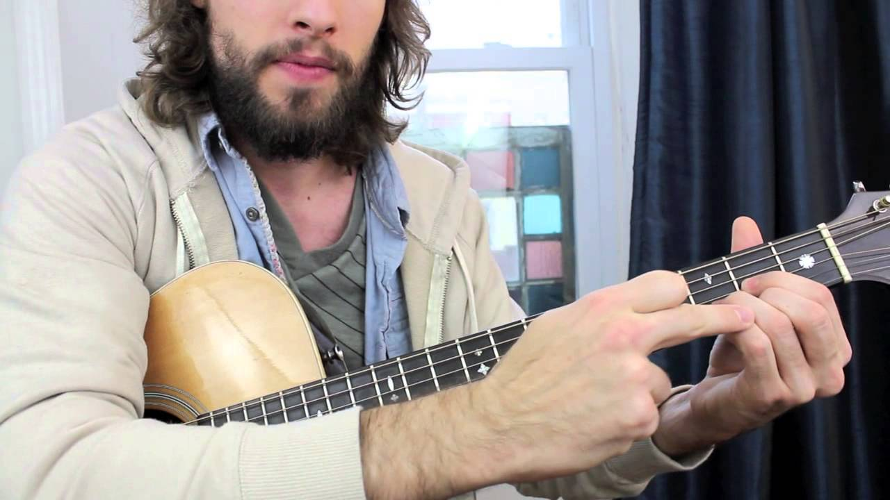 Elvis Presley Hound Dog A Beginner Guitar Lesson Youtube