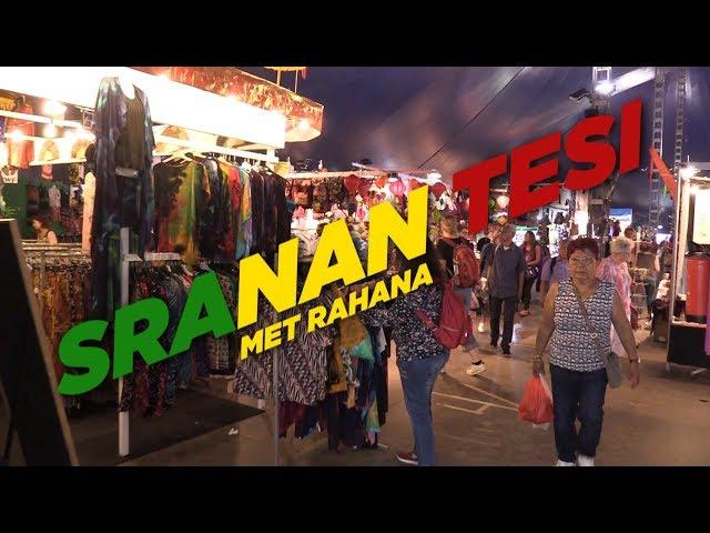 Sranan Tesi bij Tong Tong Fair