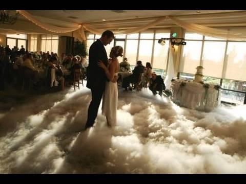 Wedding with Low Fog  Win FREE GEAR gig log Double Scrim