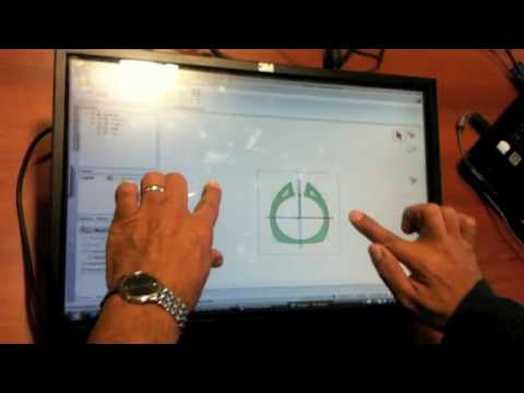 Multitouch Firestorm Cad Jewelry Design Software Techno Soundtrack Youtube