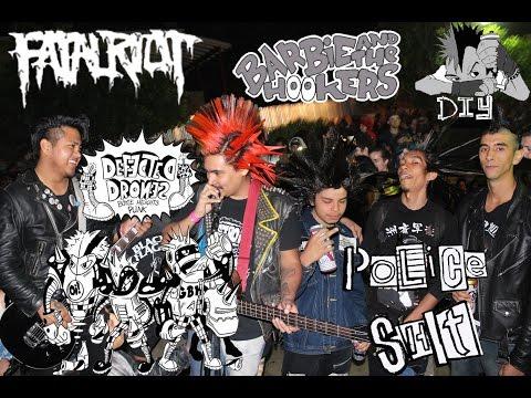 East LA! Punk Gig!
