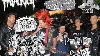 East LA Punk Gig