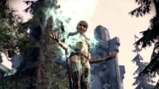 "Dragon Age Origins: Awakening ""Velanna"" Trailer"