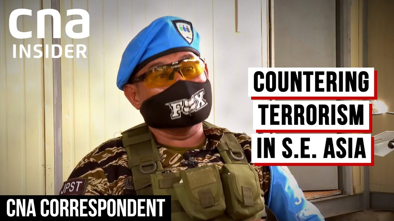 Download The Faces Of Counter-Terrorism In Philippines & Indonesia | CNA Correspondent | Southeast Asia