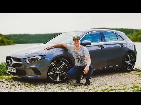 Warum ich die NEUE A-KLASSE kaufen würde | Mercedes-Benz A-Klasse 2018 im Test