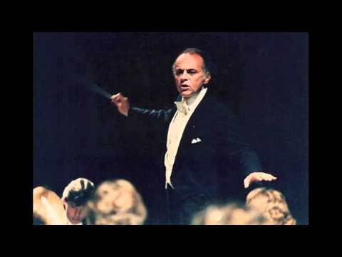 Lorin Maazel conducts the Final Dance from 'The Three-Cornered Hat' by Manuel de Falla