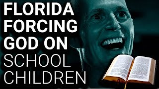 """""""In God We Trust"""" Now Mandatory At All Florida Schools"""