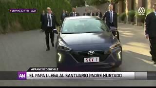 EN VIVO   Especial Ahora Noticias: Papa Francisco en Chile / 16 de enero