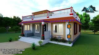 4 Bedroom House Design