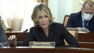 Новости дня от 06.10.2021: Заседание правительства области